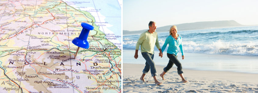 Your guide to buying your dream holiday home