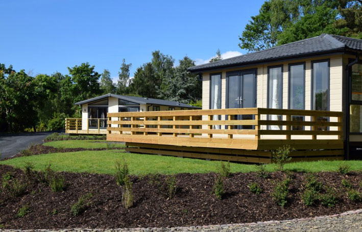 Conway Park Holiday Home