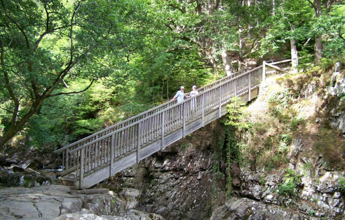 Conway Park Bridge