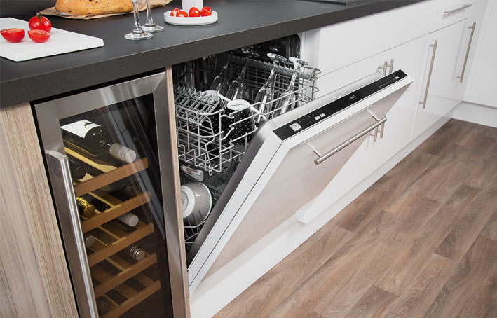 Swift Whistler Lodge Dishwasher