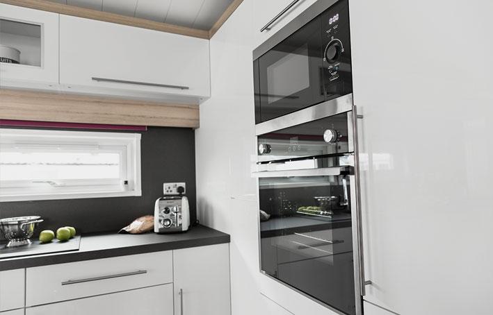 Swift Whistler Lodge Oven
