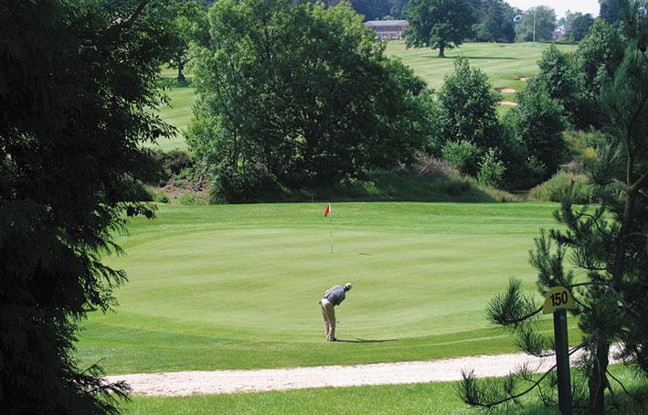 kenwick park golf course