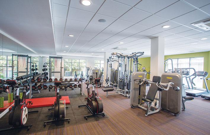 kenwick park gym