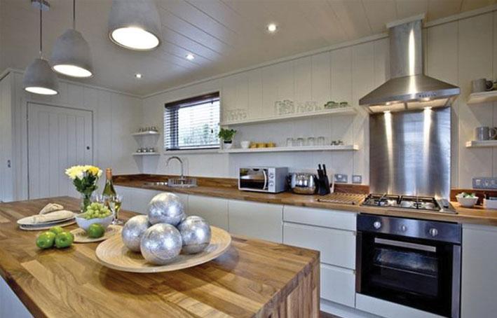 Kenwick Park kitchen