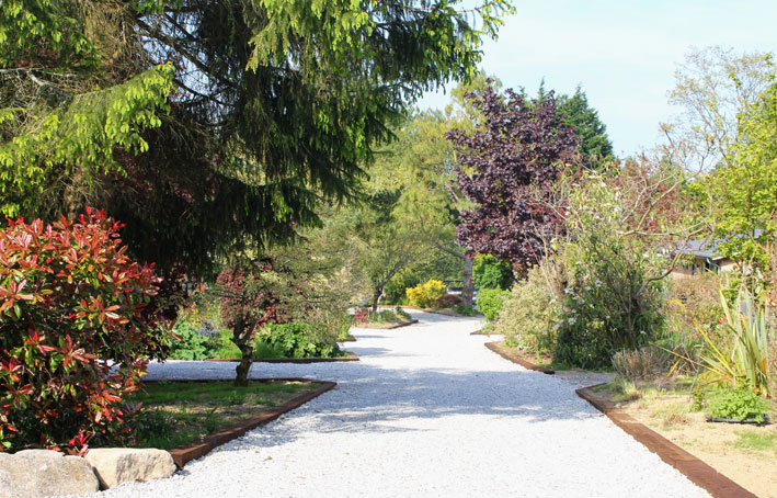 Palstone path