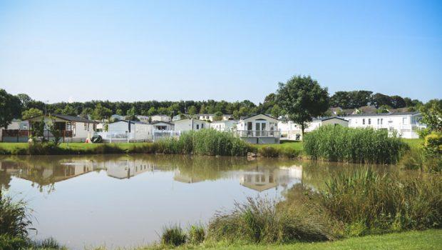 Ribby Hall Village Lake