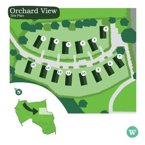 Orchard View luxury holiday lodges