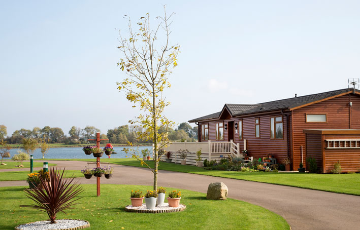 woodward lakes holiday home